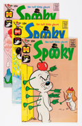 Bronze Age (1970-1979):Cartoon Character, Spooky #115-161 File Copies Box Lot (Harvey, 1970-80) Condition:Average NM-....