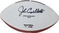 Football Collectibles:Balls, John Cappelletti Penn State Nittany Lions Heisman Winners Signed Football....