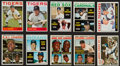 Baseball Cards:Lots, 1964 Topps Baseball Mid To High Grade Collection (364). ...