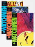 Modern Age (1980-Present):Superhero, Watchmen #1-12 Group - Twin Cities pedigree (DC, 1986-87)Condition: Average NM.... (Total: 14 Comic Books)