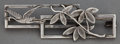Jewelry, A SHIEBLER SILVER BROOCH . George W. Shiebler & Co., New York, New York, circa 1880. Marks: (winged S), STERLING, 1585. ...
