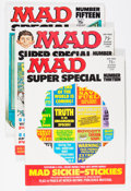 Magazines:Mad, Mad Special #13-27 Group (EC, 1974-79) Condition: Average VF+....(Total: 15 Comic Books)