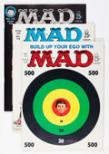 Magazines:Mad, Mad #71-80 Group (EC, 1961-63) Condition: Average VF.... (Total: 10 Comic Books)