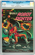 Silver Age (1956-1969):Science Fiction, Magnus Robot Fighter #17 Twin Cities pedigree (Gold Key, 1967) CGCNM/MT 9.8 White pages....
