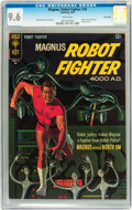 Silver Age (1956-1969):Science Fiction, Magnus Robot Fighter #18 Twin Cities pedigree (Gold Key, 1967) CGCNM+ 9.6 White pages....