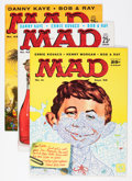 Magazines:Mad, Mad #41-49 Group (EC, 1958-59) Condition: Average FN/VF.... (Total: 9 Comic Books)