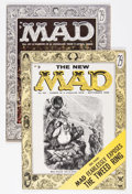 Magazines:Mad, Mad #25 and 27 Group (EC, 1955) Condition: Average VG+.... (Total:2 Comic Books)