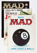 Magazines:Mad, Mad #81-100 Group (EC, 1963-66) Condition: Average VG/FN.... (Total: 20 Comic Books)