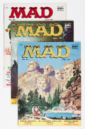 Magazines:Mad, Mad #31-40 Group (EC, 1957-58) Condition: Average VG+.... (Total: 10 Comic Books)