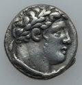 Ancients:Greek, Ancients: PHOENICIA. Tyre. 126 BC-AD 62. AR half-shekel (6.71 gm)....