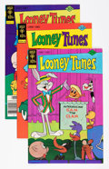 Bronze Age (1970-1979):Cartoon Character, Looney Tunes File Copy Group (Gold Key, 1975-80) Condition: AverageVF+.... (Total: 17 Comic Books)