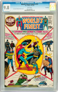 Bronze Age (1970-1979):Superhero, World's Finest Comics #197 Twin Cities pedigree (DC, 1970) CGCNM/MT 9.8 White pages....