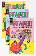 Bronze Age (1970-1979):Cartoon Character, Fat Albert File Copy Group (Gold Key, 1974-79) Condition: Average VF+.... (Total: 20 Comic Books)