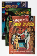 Bronze Age (1970-1979):Horror, Grimm's Ghost Stories File Copy Group (Gold Key, 1972-81)Condition: Average VF+.... (Total: 26 Comic Books)