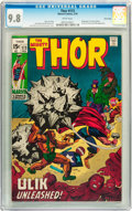 Bronze Age (1970-1979):Superhero, Thor #173 Twin Cities pedigree (Marvel, 1970) CGC NM/MT 9.8 White pages....