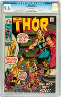 Bronze Age (1970-1979):Superhero, Thor #181 Twin Cities pedigree (Marvel, 1970) CGC NM+ 9.6 White pages....
