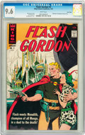 Silver Age (1956-1969):Science Fiction, Flash Gordon #3 Twin Cities pedigree (King Features Syndicate, 1967) CGC NM+ 9.6 White pages....