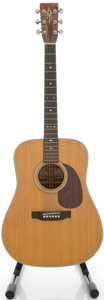 Musical Instruments:Acoustic Guitars, Circa 1970's Alvarez by Yairi DY-74 Natural Acoustic Guitar, Serial #23756....