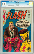 Silver Age (1956-1969):Superhero, The Flash #189 Twin Cities pedigree (DC, 1969) CGC NM/MT 9.8 White pages....