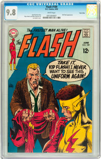 The Flash #189 Twin Cities pedigree (DC, 1969) CGC NM/MT 9.8 White pages