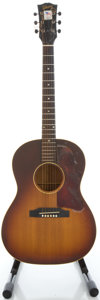 Musical Instruments:Acoustic Guitars, 1965 Gibson LG1 Cherryburst Acoustic Guitar, Serial #252038....