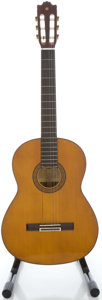 Musical Instruments:Acoustic Guitars, Yamaha G-235 Natural Classical Guitar, Serial #01008349....