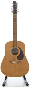 Musical Instruments:Acoustic Guitars, Seagull S12 Natural 12 String Acoustic Guitar, Serial #99066210....