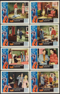 """Movie Posters:Science Fiction, The Astounding She Monster (American International, 1958). LobbyCard Set of 8 (11"""" X 14""""). Science Fiction.. ... (Total: 8 Items)"""