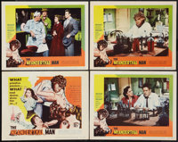 """The Neanderthal Man (United Artists, 1953). Title Lobby Card and Lobby Cards (3) (11"""" X 14""""). Horror. ... (Tot..."""
