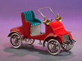 Silver Smalls:Other , A TIFFANY & CO. SILVER AND ENAMEL CIRCUS CAR . Made in Italyfor Tiffany & Co., New York, New York, circa 1990. Marks:T...