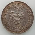 German States:Saxony, German States: Saxony. Baptismal Medal ND (1633-1644),...