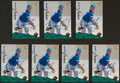 Baseball Cards:Autographs, Roy Halladay Signed Cards Lot of 7. ...
