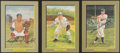 "Autographs:Post Cards, Signed 1985 Perez Steele ""Great Moments"" Trio (3) - WithCampanella. ..."