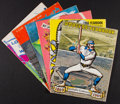 Baseball Collectibles:Publications, 1964-69 Los Angeles Dodgers Yearbooks Lot of 6....