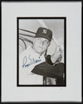 Baseball Collectibles:Photos, Roger Maris Signed Photograph....