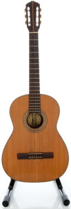 Musical Instruments:Acoustic Guitars, Circa: 1960's Guitarras Espanolas Tatay New York Natural Classical Guitar....