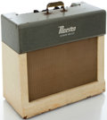 Musical Instruments:Amplifiers, PA, & Effects, Circa 1950's Maestro Accordion Amplifier, Serial #55734....