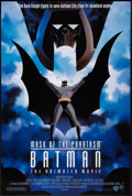 "Movie Posters:Animated, Batman: Mask of the Phantasm (Warner Brothers, 1993). One Sheet (27"" X 40"") DS. Animated.. ..."