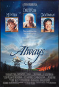 "Movie Posters:Fantasy, Always (Universal, 1989). One Sheet (27"" X 40"") DS. Fantasy.. ..."