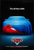 "Movie Posters:Animated, Cars (Buena Vista, 2006). One Sheet (27"" X 40""). DS. Advance.Animated.. ..."