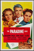 """Movie Posters:Hitchcock, The Paradine Case (ABC, R-1970s). One Sheet (27"""" X 41"""").Hitchcock.. ..."""