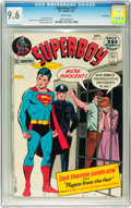 Bronze Age (1970-1979):Superhero, Superboy #177 Twin Cities pedigree (DC, 1971) CGC NM+ 9.6 White pages....