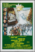 "Movie Posters:War, Force 10 from Navarone and Other Lot (American International,1978). One Sheets (2) (27"" X 41""). War.. ... (Total: 2 Items)"