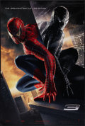 "Movie Posters:Action, Spider-Man 3 (Columbia, 2007). One Sheet (26.75"" X 39.75""). DS. Advance. Action.. ..."