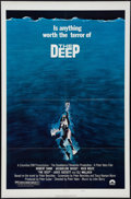 "Movie Posters:Adventure, The Deep (Columbia, 1977). One Sheet (27"" X 41""). Style B.Adventure.. ..."
