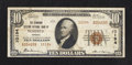 National Bank Notes:Virginia, Norfolk, VA - $10 1929 Ty. 2 The Seaboard Citizens NB Ch. # 10194....