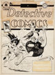 Jerry Robinson Detective Comics #67 First Penguin Cover Original Art (DC, 1942)