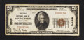 National Bank Notes:Pennsylvania, Youngwood, PA - $20 1929 Ty. 1 The First NB Ch. # 6500. ...