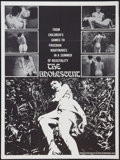 "Movie Posters:Sexploitation, The Adolescent (Olympic International, 1967). One Sheet (30"" X40""). Sexploitation.. ..."