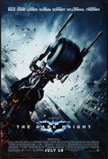 """Movie Posters:Action, The Dark Knight (Warner Brothers, 2008). One Sheet (27"""" X 40""""). DSAdvance. Action.. ..."""